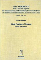 World Catalogue of Odonata, Volume II: Anisoptera
