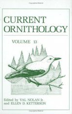 Current Ornithology, Volume 13