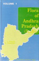 Flora of Andhra Pradesh (India) (4-Volume Set, Volumes 1, 2, 3 and 5)
