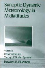Synoptic-Dynamic Meteorology in Midlatitudes, Volume 2