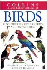 Collins Illustrated Checklist: Birds of Southern South America and Antarctica