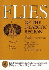 Flies of the Nearctic Region, Volume 5: Homeodactyla and Asilomorpha, Part 13: Bombyliidae, Number 1