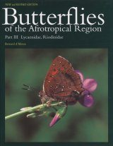 Butterflies of the Afrotropical Region, Part 3