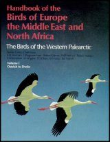 The Birds of the Western Palearctic, Volume 1