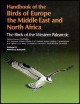 The Birds of the Western Palearctic, Volume 2
