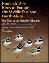 The Birds of the Western Palearctic, Volume 3