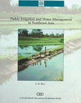 Paddy Irrigation and Water Management in Southeast Asia
