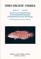 Revision of the Serranid Fishes of the Subtribe Pseudogrammina, with Descriptions of Five New Species