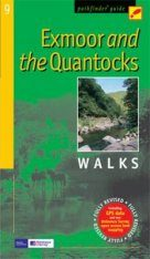 OS Pathfinder Guides, 9: Exmoor and Quantocks Walks