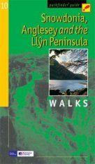OS Pathfinder Guides, 10: Snowdonia, Anglesey and the Lleyn Peninsula Walks