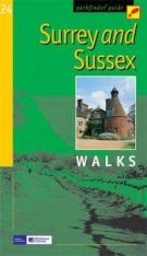 OS Pathfinder Guides, 24: Surrey and Sussex Walks