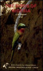 The Birds of Nigeria
