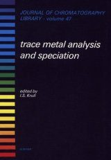 Trace Metal Analysis and Speciation