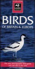 Collins Wildlife Trust Guide: Birds of Britain and Europe