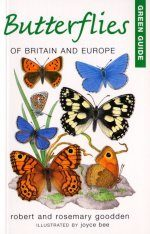 Green Guide: Butterflies of Britain and Europe