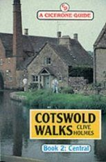 Cicerone Guide: Cotswold Walks: Central
