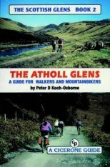 Cicerone Guide: the Scottish Glens, Book 2: the Atholl Glens