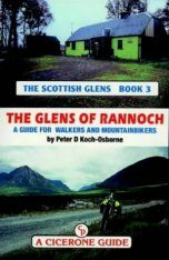 Cicerone Guide: the Scottish Glens, Book 3: the Glens of Rannock