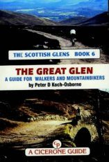 Cicerone Guide: the Scottish Glens, Book 6: the Great Glen