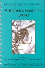 A Birder's Guide to Idaho
