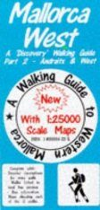 Discovery Walking Guides: Balearic Islands: Mallorca West Walking Guide