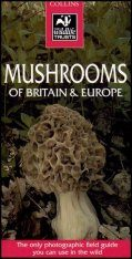 Collins Wildlife Trust Guide: Mushrooms of Britain and Europe
