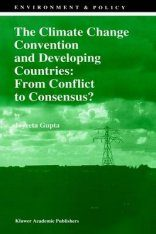 The Climate Change Convention and Developing Countries: From Conflict to Consensus?