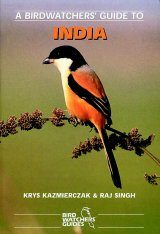 A Birdwatchers' Guide to India