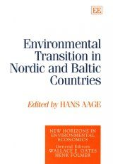 Environmental Transition in Nordic and Baltic Countries