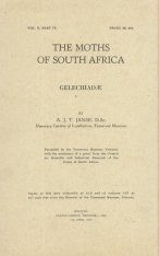 The Moths of South Africa, Volume 5, Part 4 (1954): Gelechiadae (2-Volume Set)