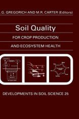 Soil Quality for Crop Production and Ecosytem Health