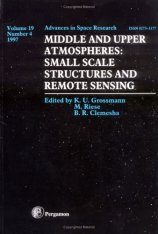 Middle and Upper Atmospheres: Small Scale Structures and Remote Sensing