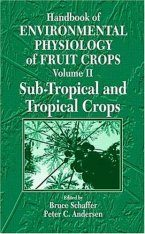 Handbook of Environmental Physiology of Fruit Crops, Volume 2