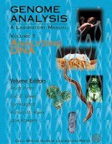 Genome Analysis Laboratory Manual, Volume 1