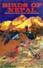 Birds of Nepal, Volume 1
