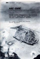 Atlantic Halibut (Hippoglossus hippoglossus) and Pacific Halibut (H.stenolepis) and their North American Fisheries