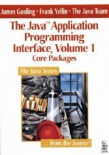Java Application Programming Interface: Core Packages