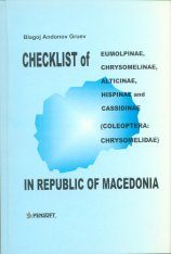 Checklist of Eumolpinae, Chrysomelinae, Alticinae, Hispinae and Cassidinae (Coleoptera: Chrysomelidae) in Republic of Macedonia