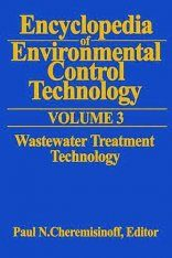 Encyclopedia of Environmental Control Technology Volume 3