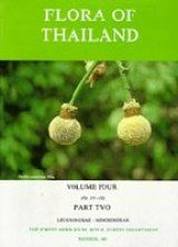 Flora of Thailand, Volume 4, Part 2