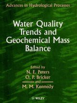 Water Quality Trends and Geochemical Mass Balance