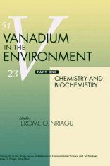 Vanadium in the Environment: Part 1