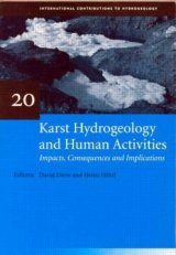 Karst Hydrogeology and Human Activities