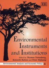 Environmental Instruments and Institutions