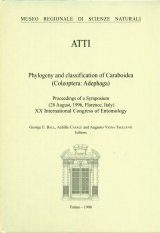 Proceedings of the 20th International Congress of Entomology - Florence 1996, Volume 1: Phylogeny and Classification of Caraboidea (Coleoptera: Adephaga)