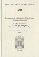 Proceedings of the 20th International Congress of Entomology - Florence 1996, Volume 2: Taxonomy, Ecology and Distribution of Curculionoidea (Coleoptera: Polyphaga)