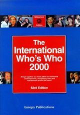 The International Who's Who 2000