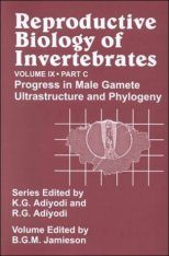 Reproductive Biology of Invertebrates, Volume 9, Part C