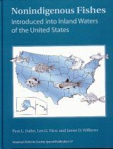 Nonindigenous Fishes Introduced into Inland Waters of the United States
