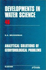 Analytical Solutions of Geohydrological Problems